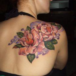 Qual o significado das flores nas tatuagens